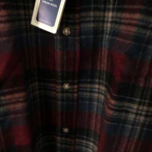 Pendleton Shirts - Pendleton Men's Shirt Virgin Wool L